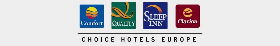 Logo for CHOICE HOTELS