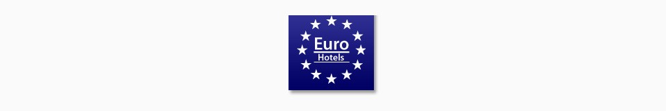 Logo for EURO HOTELS