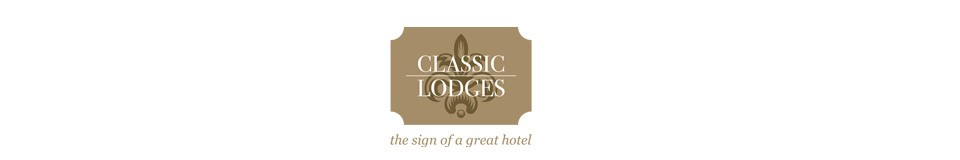 Logo for CLASSIC LODGES