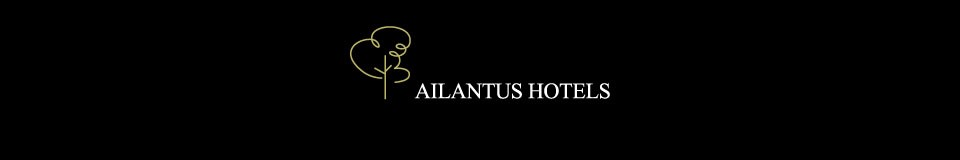 Logo for AILANTUS HOTELS