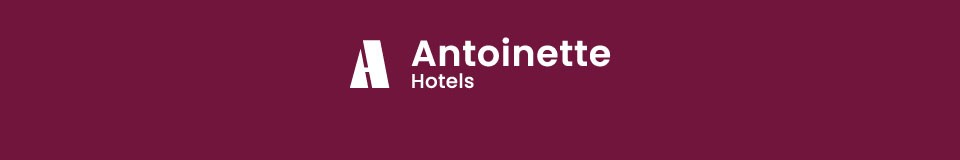 Logo for ANTOINETTE HOTELS