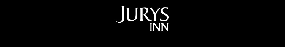 Logo for JURYS INNS