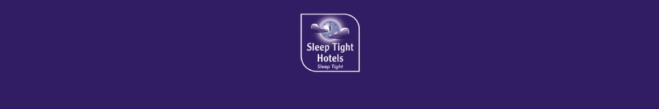 Logo for SLEEP TIGHT HOTELS