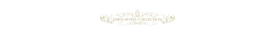 Logo for EDEN HOTEL COLLECTION