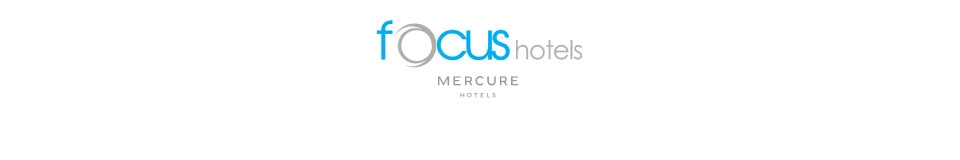 Logo for FOCUS HOTELS MANAGEMENT LTD (Mercure)