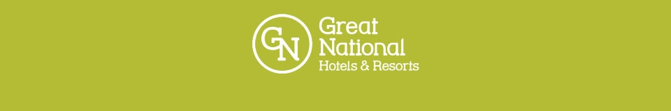 Logo for GREAT NATIONAL HOTELS