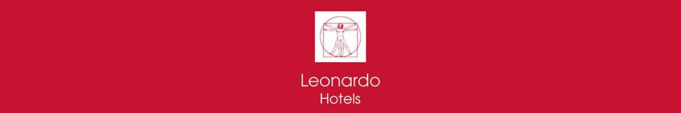 Logo for LEONARDO HOTELS