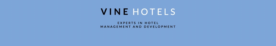Logo for VINE HOTELS