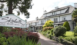 Picture of Skelwith Bridge Hotel