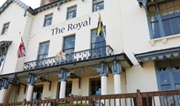 Gallery photo 2 of: Royal Hotel