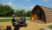 Gallery photo 2 of: Crowtree Wigwams