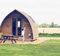 Gallery photo 1 of: Crowtree Wigwams