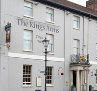 Gallery photo 1 of: Kings Arms Hotel