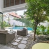 Full Services Luxury Villa with Pool and BBQ 121 Nguy?n Van Hu?ng Ho Chi Minh City
