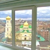 Apartment in the center with a nice view Mykhaila Hrushevskoho Street, 1 Dnipro