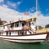 Golden Star Cruise Tuan Chau Wharf Ha Long