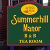 Summerhill Manor Bed & Breakfast and Tea Room 127 Walton Street Port Hope