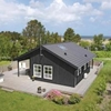 Three-Bedroom Holiday home with a Fireplace in Frederikshavn  Frederikshavn