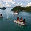 Halong Glory Legend Cruise Tuan Chau Island Ha Long