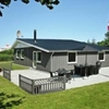 Three-Bedroom Holiday home in Storvorde 18  Skelby