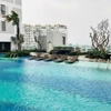 Mayla Saigon Downtown Rooftop Pool 155 B?n Vân Ð?n 20th floor, River Gate, Qu?n 4 Ho Chi Minh City