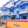 Morjim Sunset Guesthouse H.No.1305\B, Blue Color Building, Near Peer, Tembwada, Turtle Beach Morjim