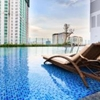 Chau Apartments - Infinity pool and Gym 151 B?n Vân Ð?n Ho Chi Minh City