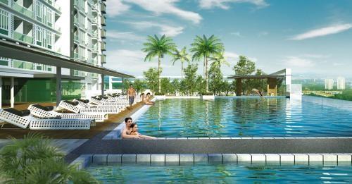 D 39 inspire by ksl resort johor bahru Public swimming pool in johor bahru