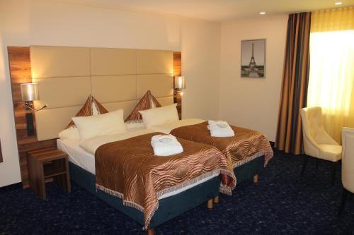 Grand Hotel Empire Frankfurt Am Main