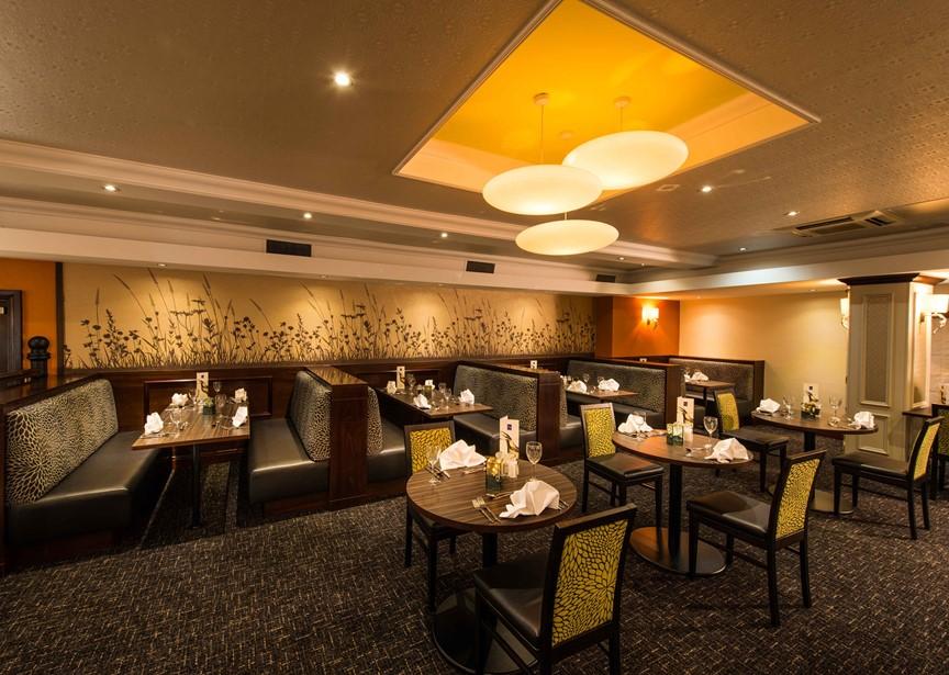 Tea Room Glasgow West End