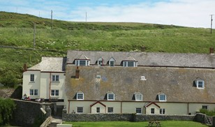 Picture of Hartland Quay Hotel