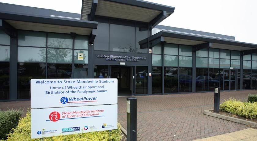 Stoke Mandeville Stadium Amp Olympic Lodge