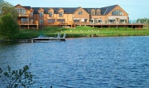 Picture of Lodge On The Loch